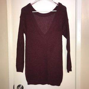 Sweaters - ❗️SALE❗️Chunky V-Neck Sweater